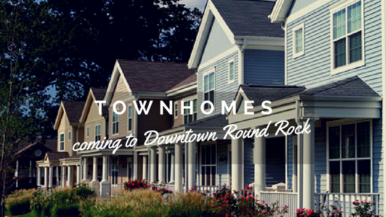 Townhomes in Round Rock