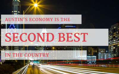 The Austin Economy is the Second Best in the Country