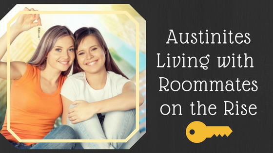Austinites Living with Roommates