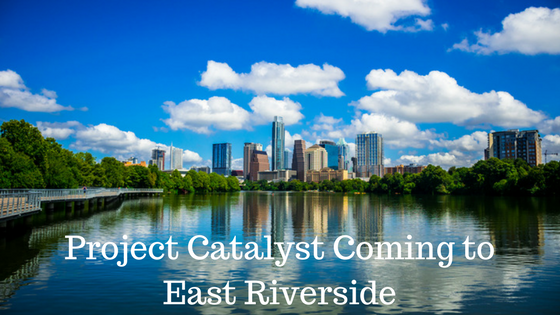 "Project Catalyst will be a ""Second Domain"" on East Riverside"